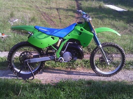 1993 Kawasaki KX 250 TRADE OR SALE $1,500 Possible trade - 100390907