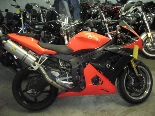 2004 yamaha r6 4 000 or best offer 100246210 custom
