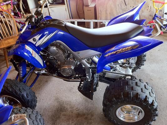 2007 Yamaha Raptor 700  3 900