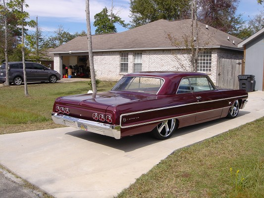 Chevrolet Impala Or Best Offer Custom