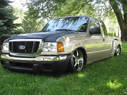 2001 Ford Ranger Mini Truck