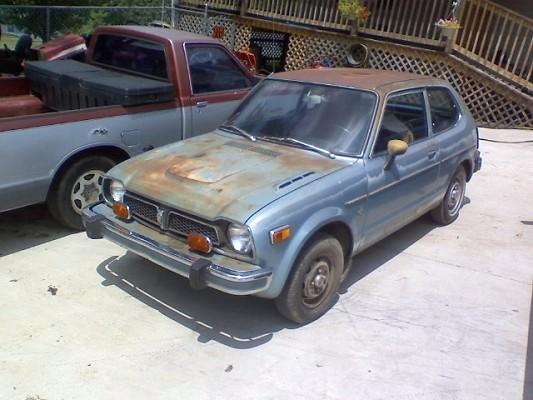 1976 Honda civic $650 - 100254696 | Custom Stock Vehicle Classifieds | Stock Vehicle Sales
