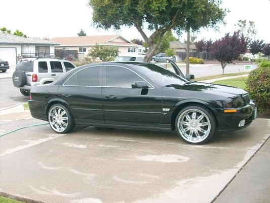 2002 Lincoln Ls V8. 2001 Lincoln LS V8 $8000 Firm
