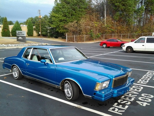 1979 Chevrolet Monte Carlo 1 Possible Trade 100448385 Custom Low Rider Classifieds Low