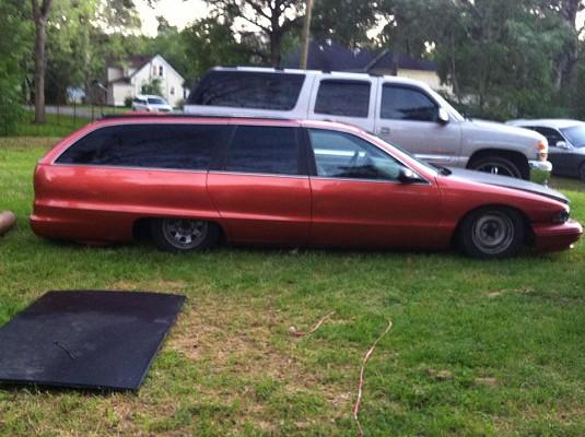 1995 chevrolet caprice classic wagon 3 500 or best offer 100452367 custom show car classifieds show car sales mautofied com