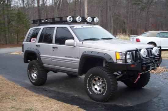 Custom Jeep Grand Cherokee >> 1997 Jeep Grand Cherokee Custom Parts Foto Jeep And