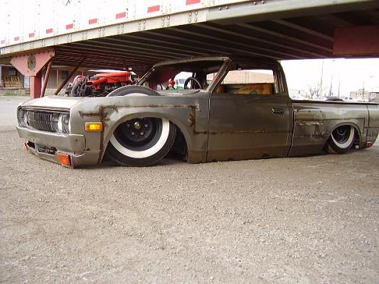 1979 Datsun 620 Bulletside $1 Possible trade - 100182314 ...