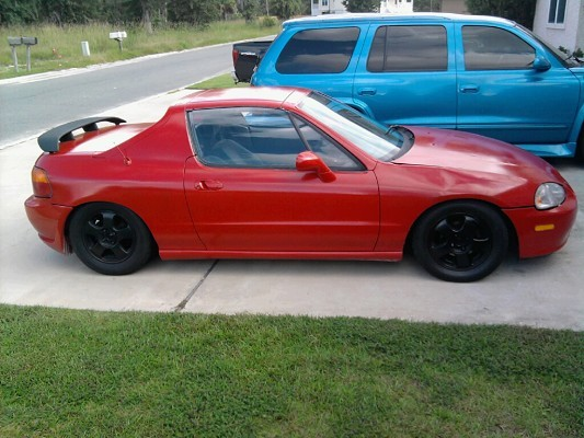 1994 Honda Del Sol Si $3,500   100252524 | Custom Import Classifieds |  Import Sales