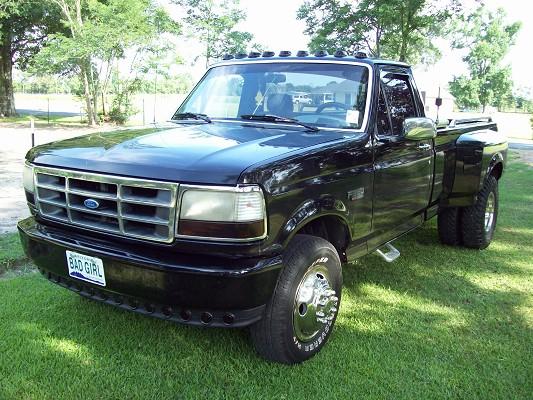1994 Ford dually F350xlt $7,000 Firm - 100289578   Custom ...