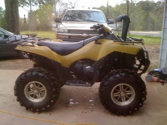 2005 Kawasaki 750 brute force $5,000 Possible Trade ...