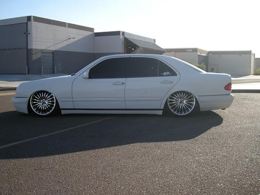 1997 mercedes benz e320 11 500 100264859 custom show for Mercedes benz e320 1997