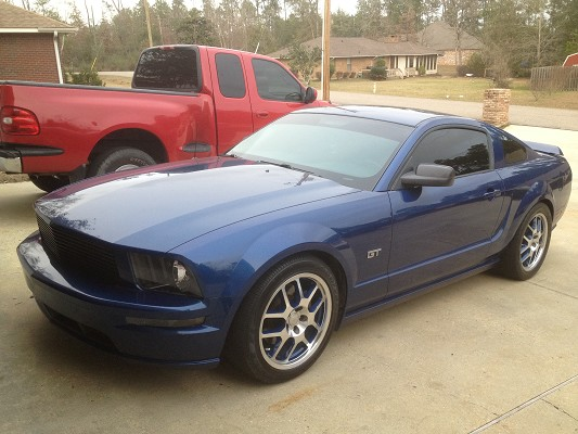 2006 ford mustang 17 000 possible trade 100497695. Black Bedroom Furniture Sets. Home Design Ideas