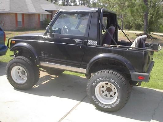 1987 Suzuki Samurai $3,000 - 100185730 | Custom Lifted ...  1987 Suzuki Sam...