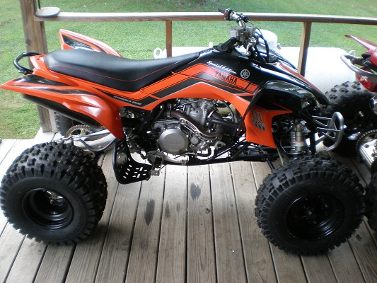 2008 Yamaha YFZ450 Special Edition $4,500 Or best offer - 100226061 ...