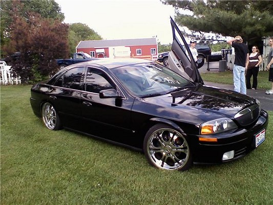2000 Lincoln Ls 12 500 100185934 Custom Show Car Clifieds S