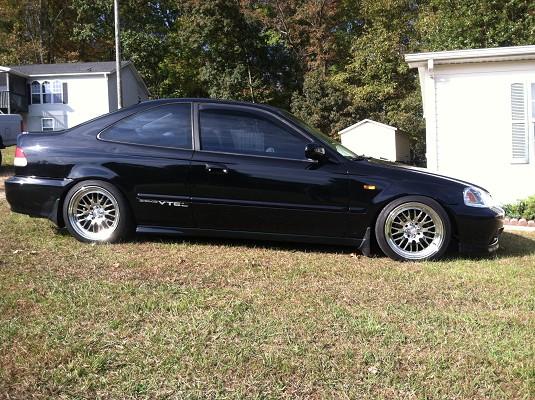 2000 Honda civic si $7,500 - 100612619 | Custom JDM Car ...