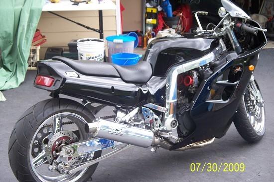 1995 Suzuki gsxr 1100 $9,000 - 100199860 | Custom Cruiser