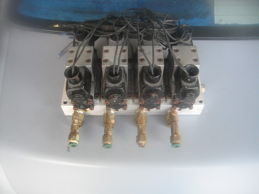 Air ride valve manifold valves or best offer