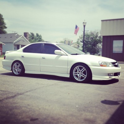 2002 Acura TL Type-S $8,000 Possible trade - 100516160 ...