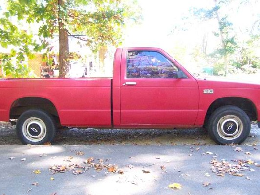 1989 Chevy S10 Longbed Parts 100 100537240 Custom Other