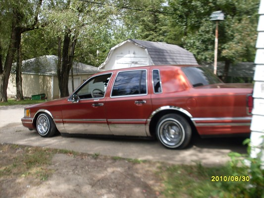1992 Lincoln Towncar 1 Possible Trade 100308130 Custom Donk