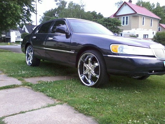 1999 Lincoln Towncar 1 Possible Trade 100497316 Custom Donk
