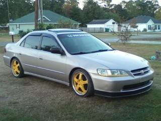 1999 Honda accord $3,500 Possible Trade - 100339130 ...