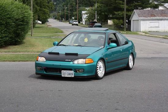 1994 Honda Civic Ex Swapped B16 Clean 5 000