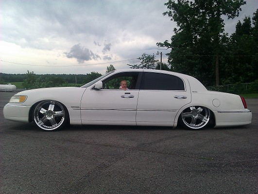 1999 Lincoln On 2s Send Some Offers 1 100396402 Custom Luxury