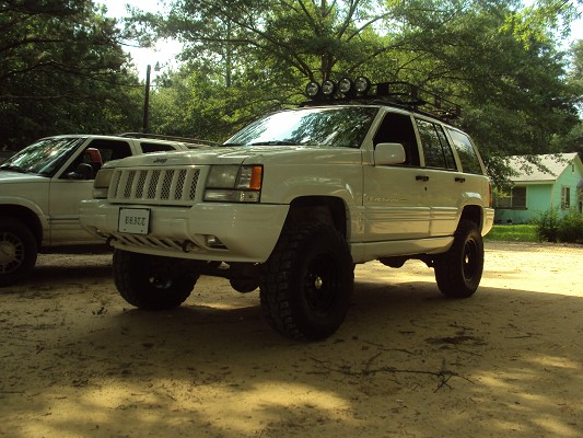 1998 Jeep Grand Cherokee Limited 4 500 Possible Trade
