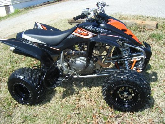 2007 Yamaha Raptor Special Edition For Sale Free Download