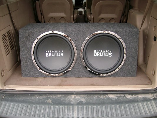 2) 15 Hifonics Brutus Subwoofers $250 or best offer - 100381586
