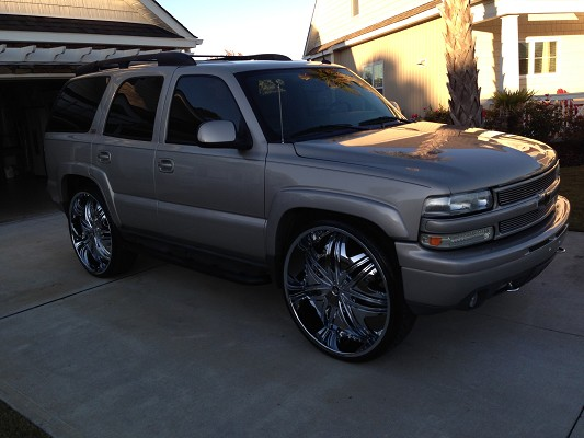 2004 Chevrolet Z71 Tahoe $24,900 Possible Trade ...