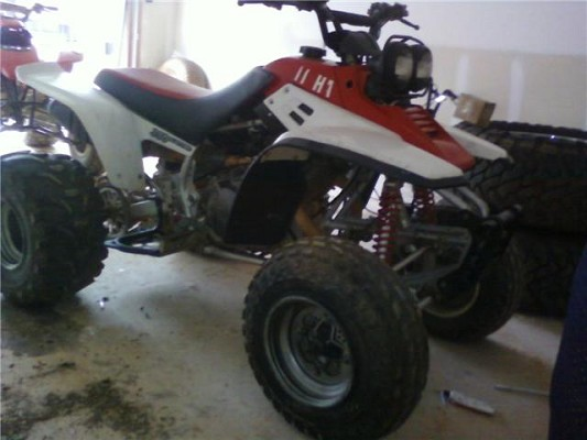 2001 yamaha warrior 400 firm 100198177 custom other atv classifieds other atv sales. Black Bedroom Furniture Sets. Home Design Ideas