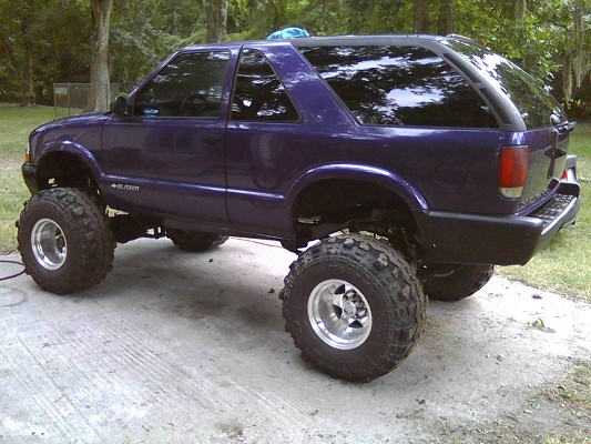 1995 chevrolet s10 blazer 7 500 100434454 custom lifted truck classifieds lifted truck sales mautofied com