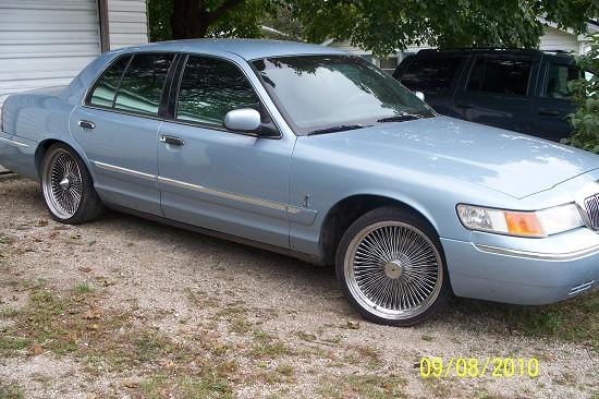 20 Dayton Wire Wheels W New Tires 300