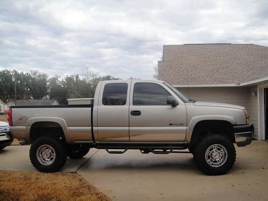2003 Chevrolet 2500HD $10,000 Or best offer - 100256217 ...