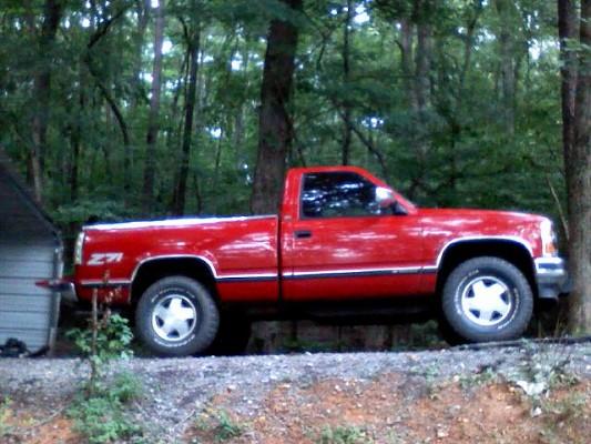 1989 Chevrolet Z71 4x4 3 500 Or Best Offer 100202824 Custom Full Size Truck Classifieds
