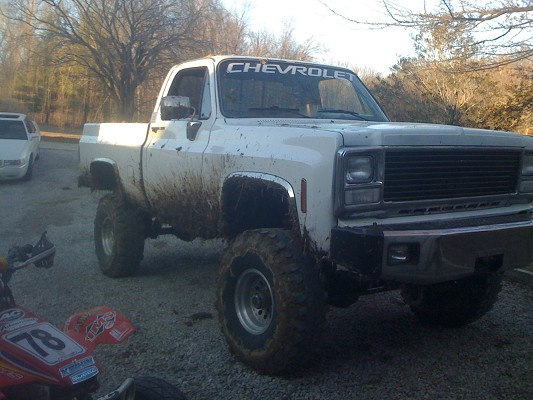 1978 Chevrolet scottsdale $3,000 - 100370927 | Custom ...