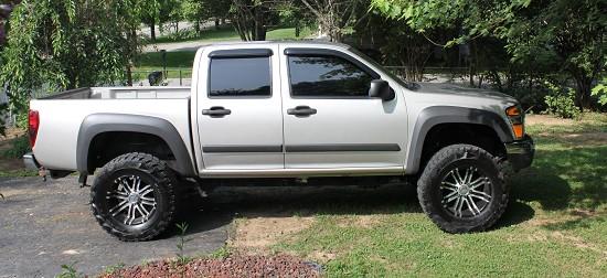 2005 Chevrolet Colorado 1 Possible Trade 100408302 Custom
