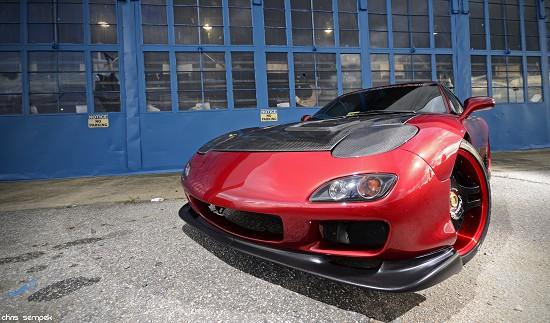 1993 Mazda RX7 504HP V8 LS1 $29,000 Or best offer