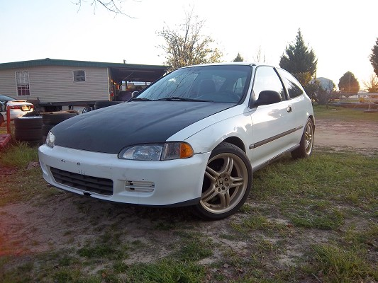 1994 Honda civic hatch $3,000 - 100468306 | Custom Import Classifieds | Import Sales