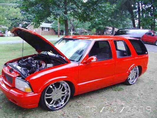 1998 GMC jimmy $15,000 - 100238941 | Custom Mini Truck