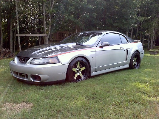 2001 Ford Mustang Cobra 10 000 Or Best Offer 100498345 Custom Muscle Car Classifieds
