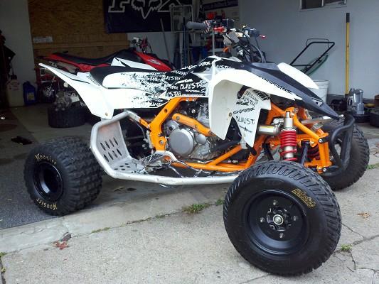 1eff8142845 2008 Suzuki LTR450 $5,000 Possible Trade - 100448403   Custom Other ...