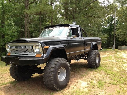 1978 Jeep J 10 1 Or Best Offer 100500898 Custom