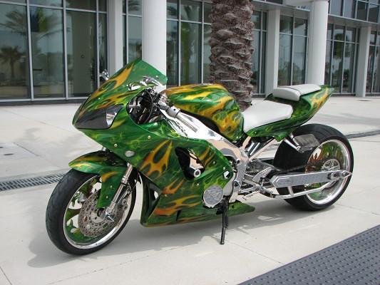 2000 Yamaha r1 $1 - 100283292 | Custom Street Bikes