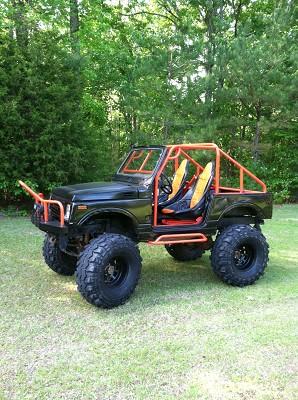 1988 Suzuki Samurai 6 500 Possible Trade 100406548