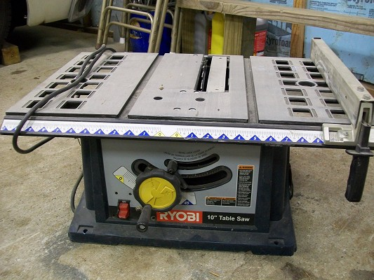 Ryobi 10 Inch Bench Top Table Saw $60 Or Best Offer   100371721 | Custom  Other Part Classifieds | Other Part Sales