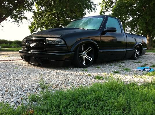 1999 Chevrolet S10 6 000 100439227 Custom Mini Truck Clifieds S